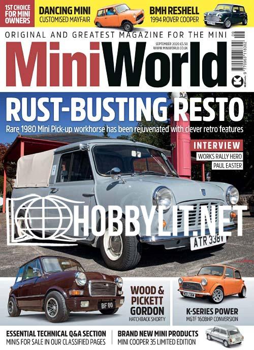MiniWorld – September 2020