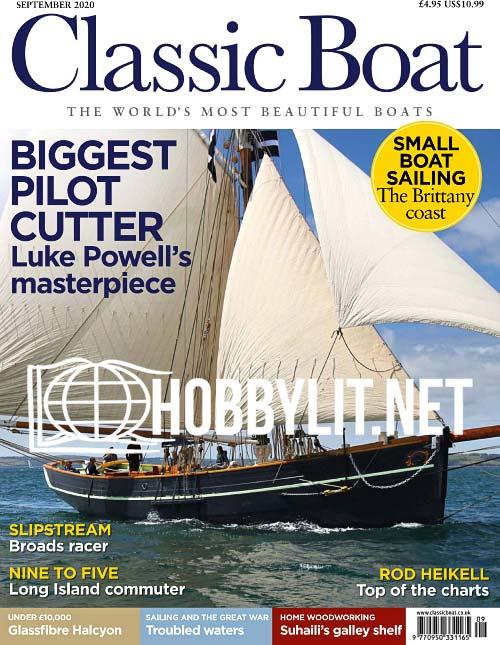 Classic Boat - September 2020