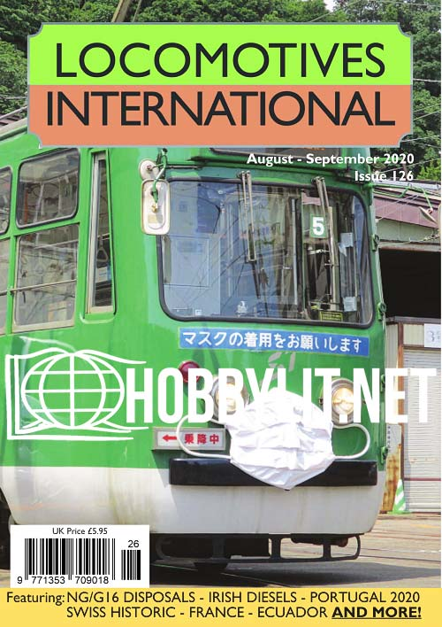 Locomotives International - August-September 2020