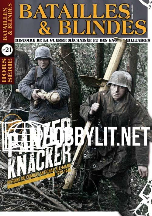 Batailles & Blindes Hors-Serie 21 - Panzer Knacker