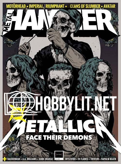 Metal Hammer - September 2020
