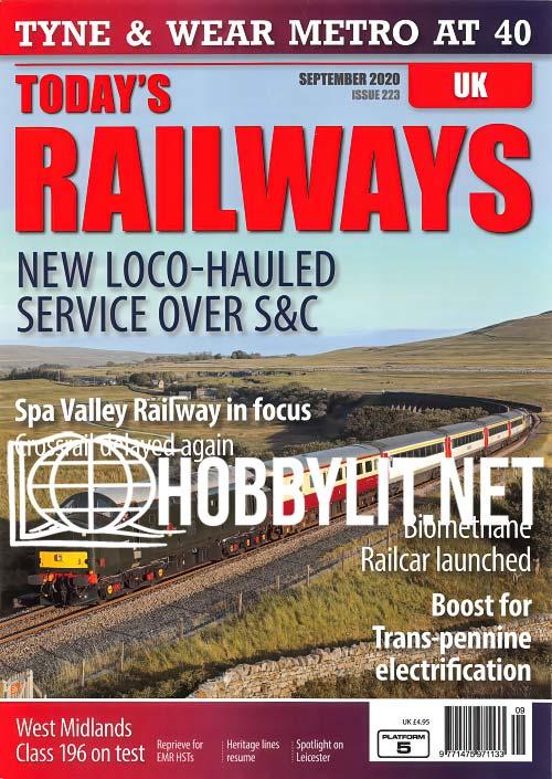 Today's Railways UK - September 2020