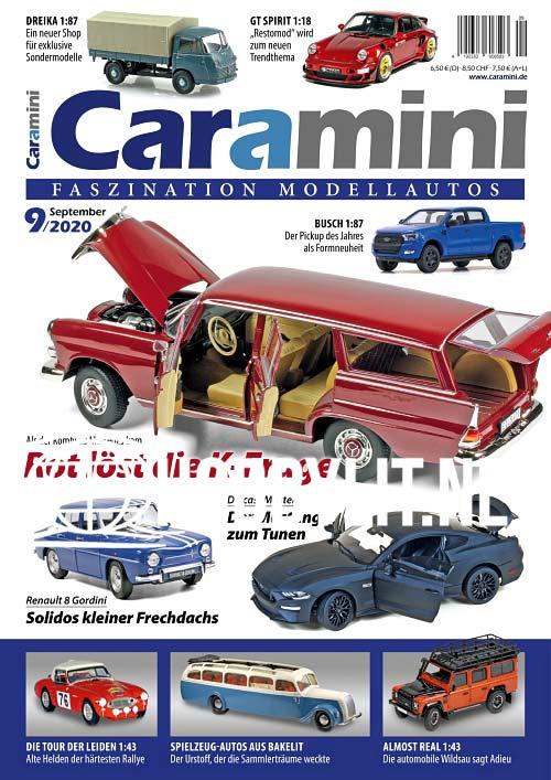 Caramini - September 2020