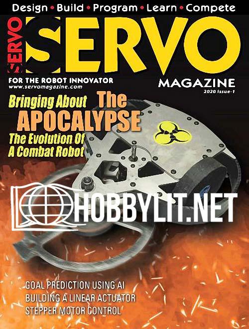 Servo Issue 1 2020
