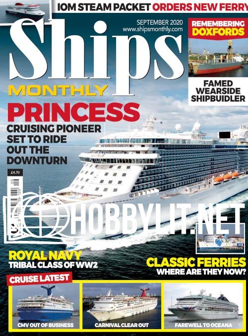 Ships Monthly - September 2020