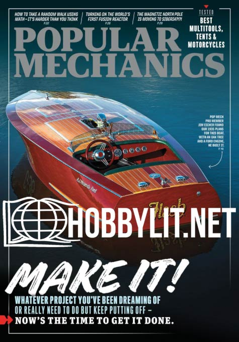Popular Mechanics - September 2020