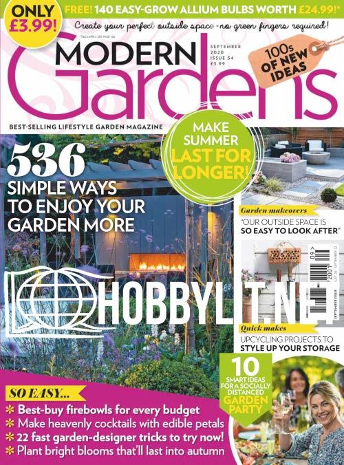 Modern Gardens - September 2020
