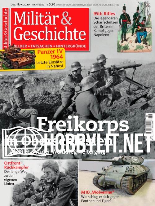 Militär & Geschichte - Oktober-November 2020