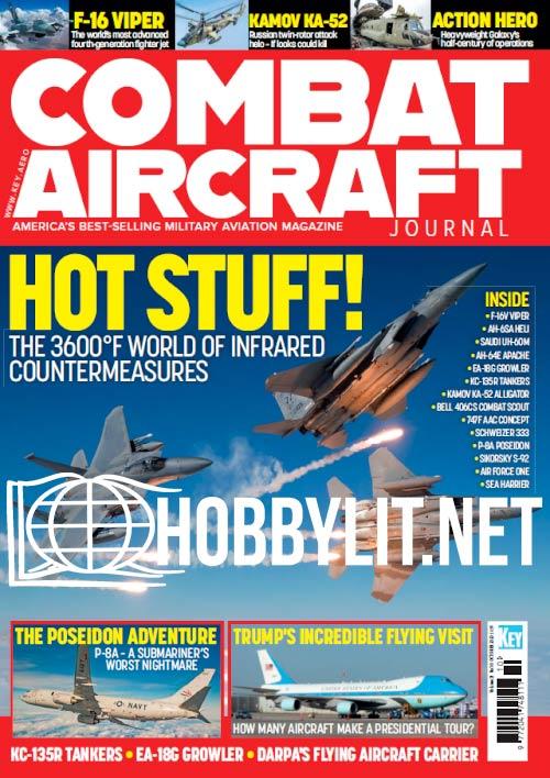 Combat Aircraft Journal - October 2020