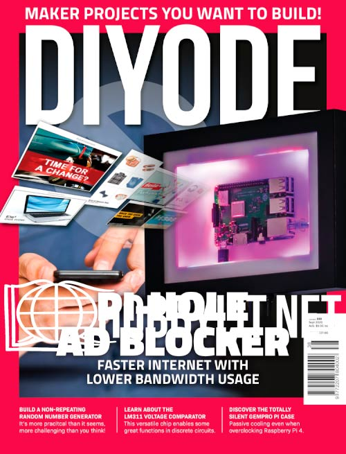 DIYODE 038 - September 2020