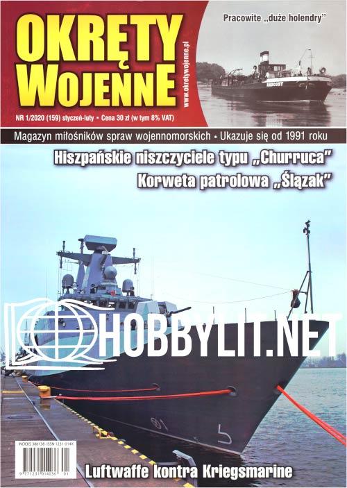 Okrety Wojenne 2020-01