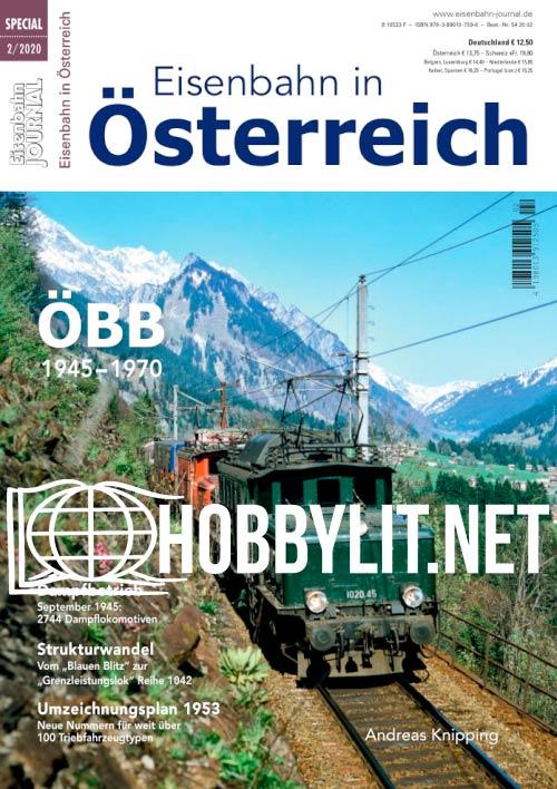 Eisenbahn Journal Special - Eisenbahn in Österreich