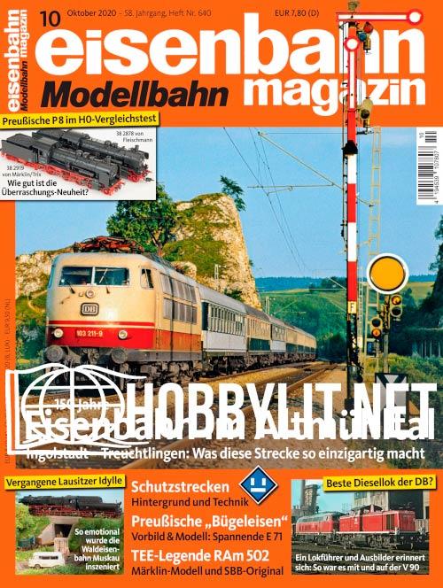 Eisenbahn Magazin – Oktober 2020