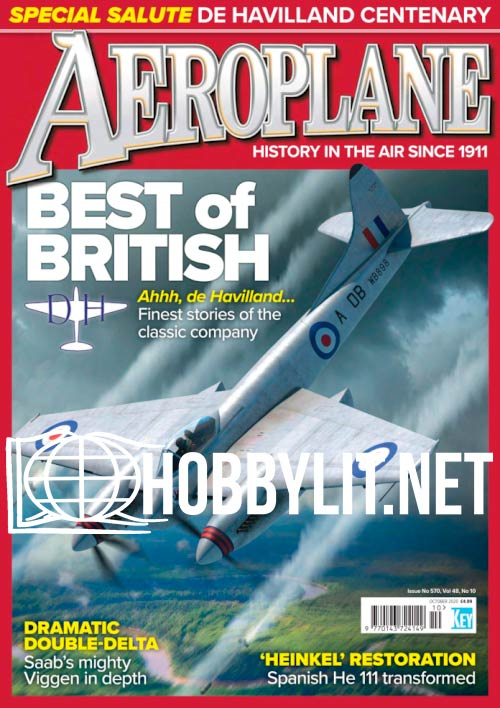 Aeroplane - October 2020