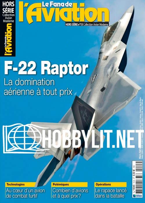 Le Fana de l'Aviation Hors-Série 15 - F-22 Raptor