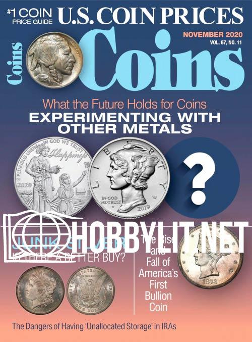 Coins – November 2020