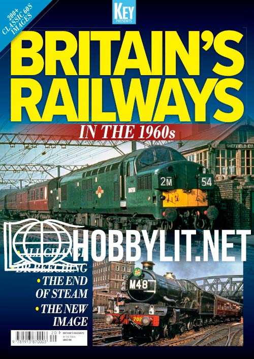 Britain's Railways in the 1960s
