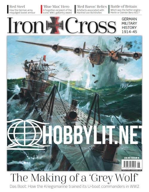 Iron Cross Issue 6