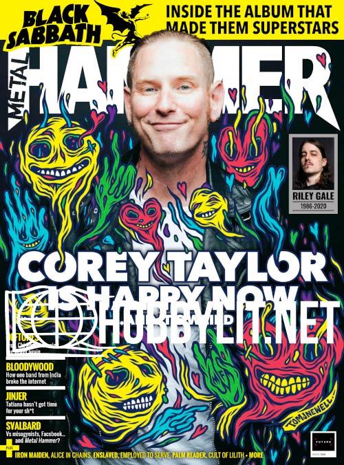 Metal Hammer - October 2020