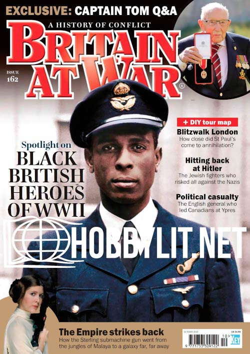 Britain at War - October 2020