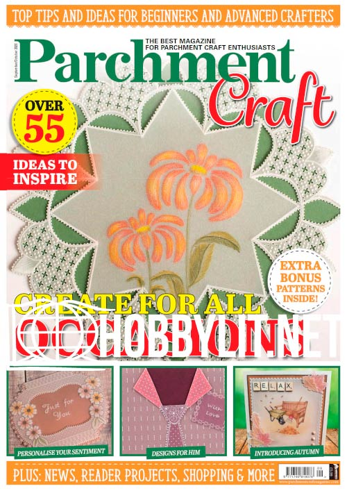 Parchment Craft - September-October 2020