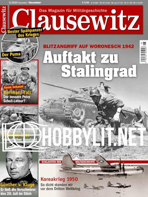 Clausewitz - November/Dezember 2020