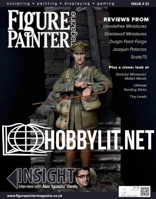 Figure Painter Magazine Issue 21