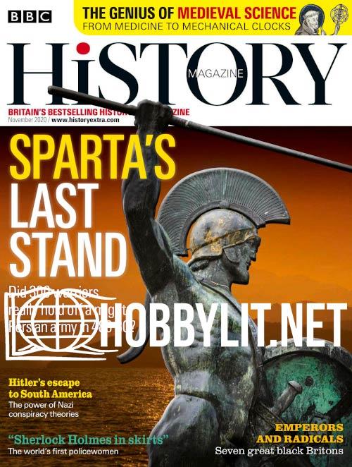 History Magazine - November 2020