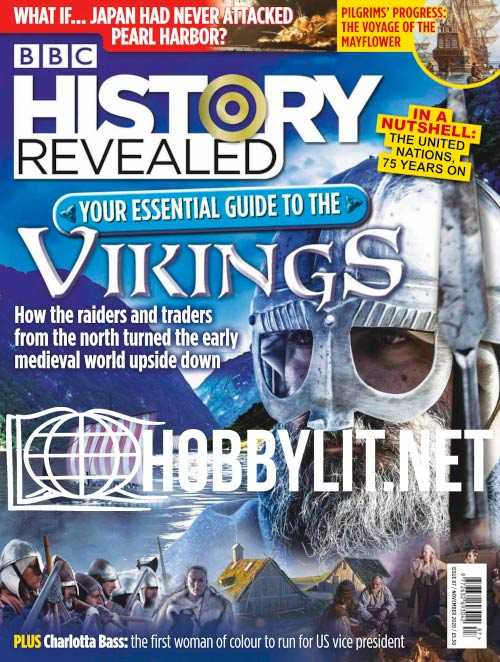 History Revealed - November 2020