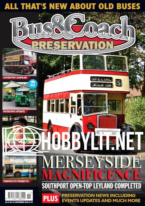Bus & Coach Preservation - November 2020