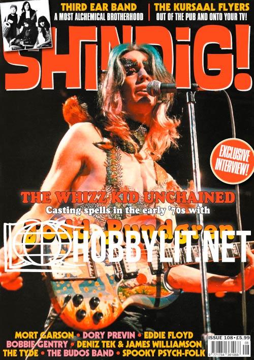 Shindig! - Issue 108 - October 2020