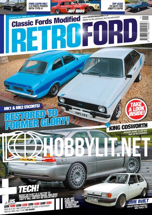 Retro Ford - November 2020