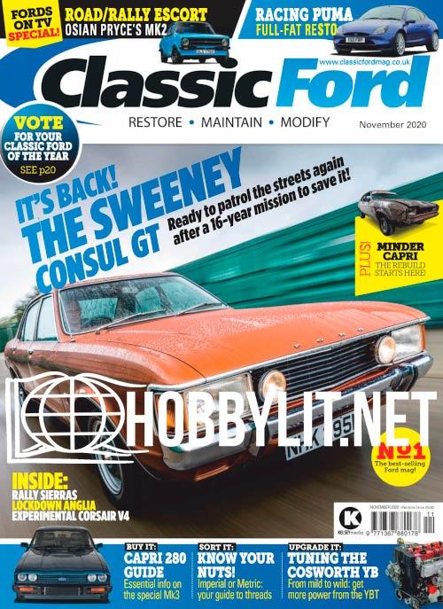 Classic Ford - November 2020