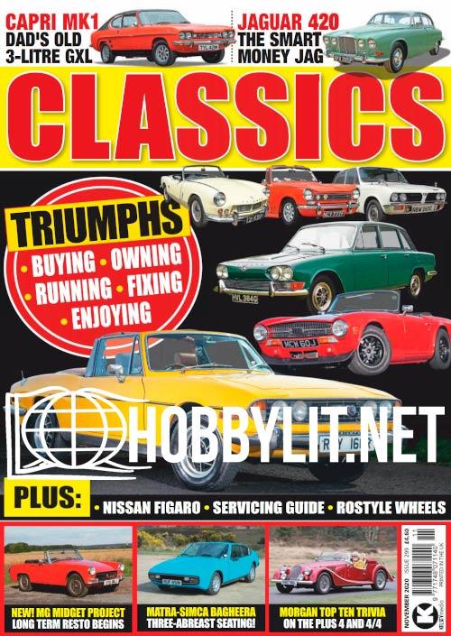Classics Monthly - November 2020