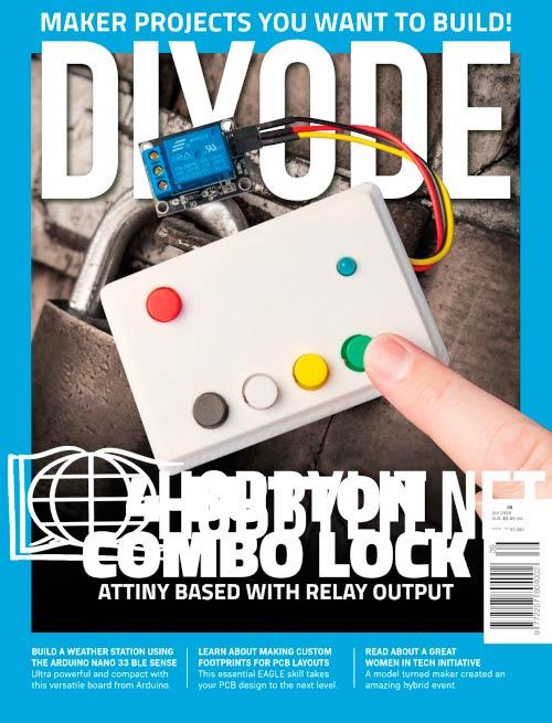 DIYODE 039 - October 2020