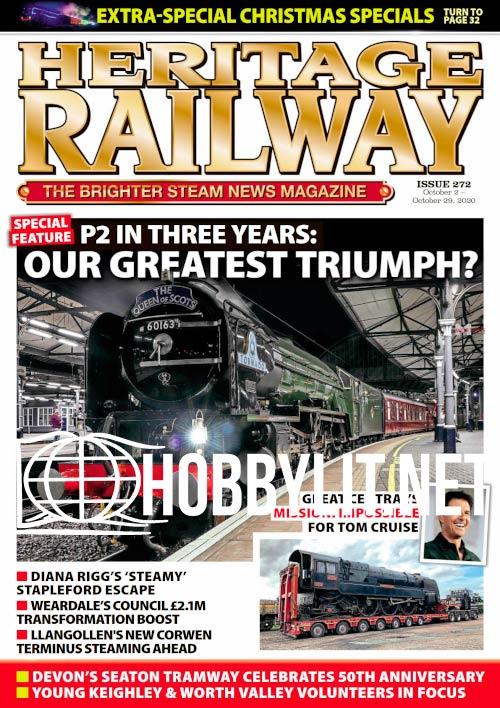 Heritage Railway - 2 October 2020