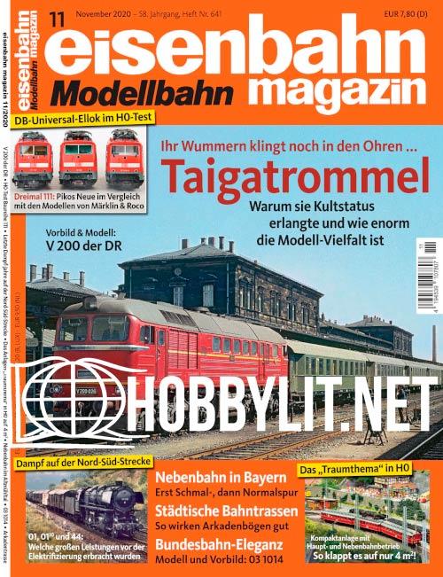Eisenbahn Magazin – November 2020
