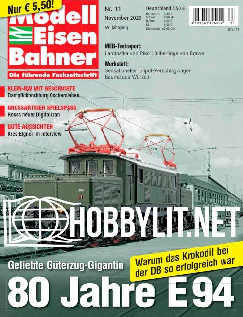 ModellEisenBahner - November 2020