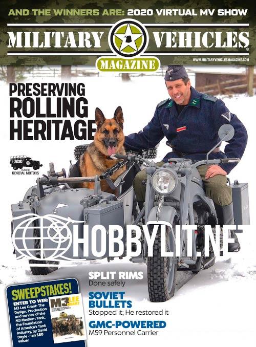 Military Vehicles Magazine - December 2020