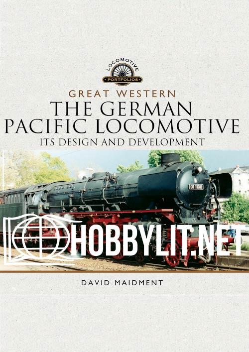 Locomotive Portfolios: The German Pacific Locomotive
