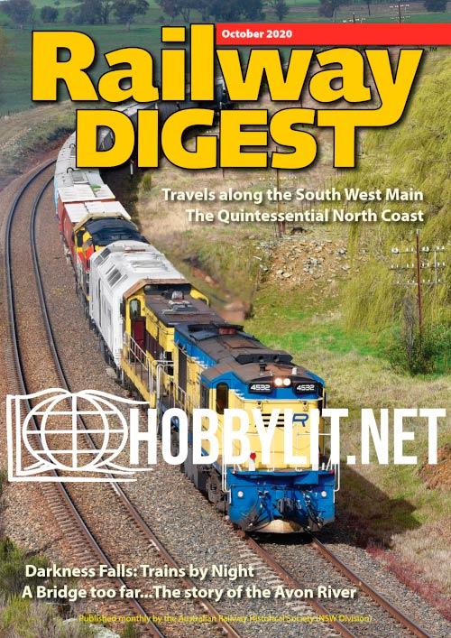 Railway Digest - October 2020