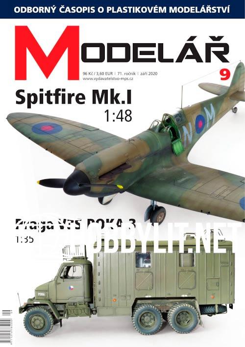 Modelář 2020-09