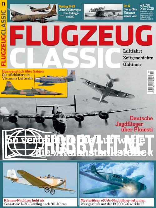 Flugzeug Classic 2020-11