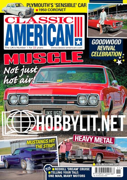 Classic American - November 2020