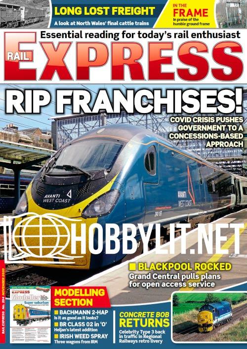 Rail Express - November 2020
