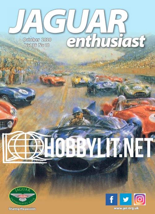 Jaguar Enthusiast - October 2020