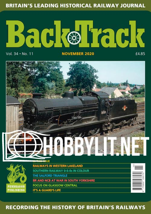 Back Track - November 2020