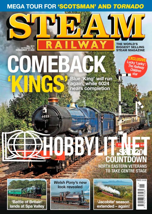 Steam Railway - 16 October 2020