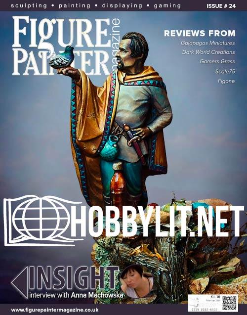 Figure Painter Magazine Issue 24