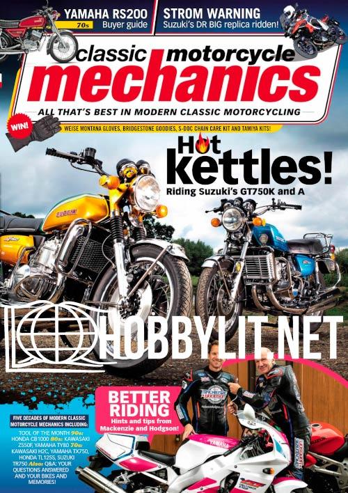 Classic Motorcycle Mechanics - November 2020